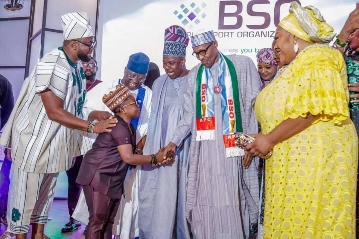 If I get re-elected, hard work will be rewarded adequately -Buhari